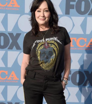 Shannen Doherty Opens Up About Her Post-Cancer Body