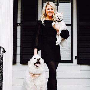 Cortney Cole-Hall Pink Door Founder