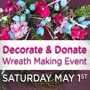 wreaths by mary pink door