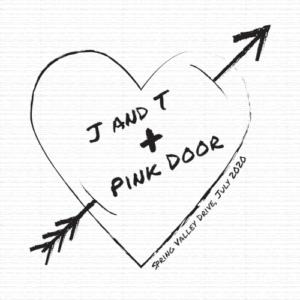 Kick Cancer Out the Door Challenge I Love Pink Door
