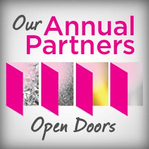 Pink Door Annual Partnership