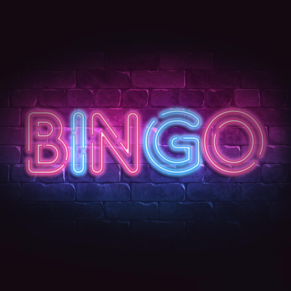 Pink Door Bingo Night Virtual Bingo Event Bingo Fundraiser PINKO