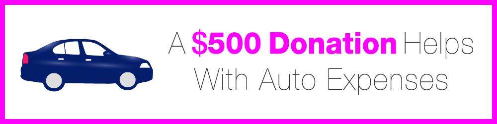 Donate to Pink Door